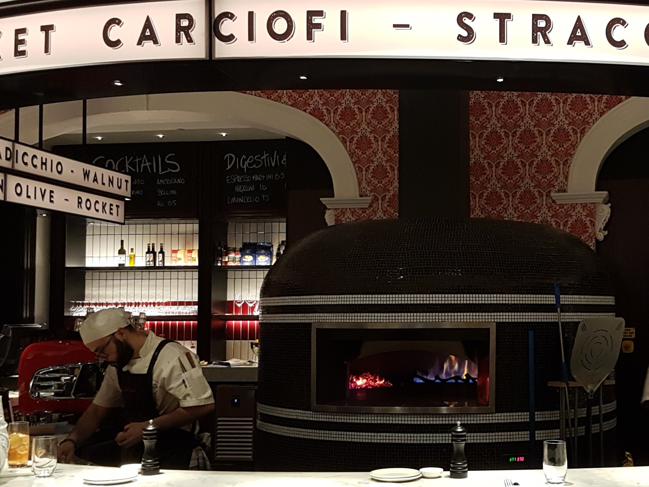 Fratelli @ Alfred Melbourne, Install by Triple X Stainless
