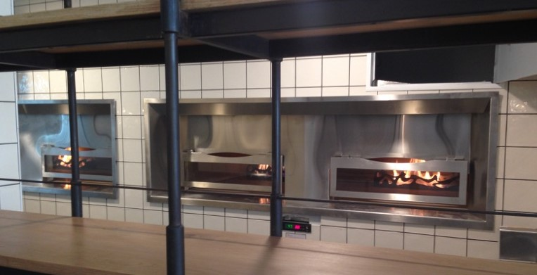 Phoenix Flametree Double Door Oven
