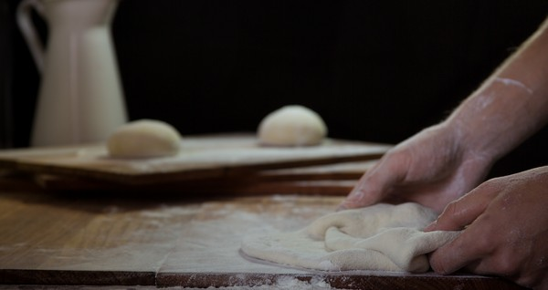 Pizza Dough Prep